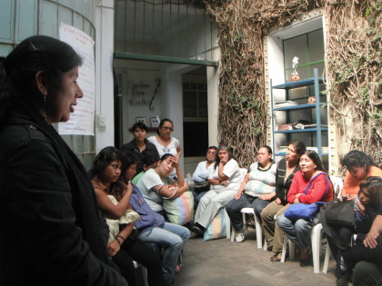 MuJER's EMPOWERMENT COMMUNITY CENTRE OPENS
